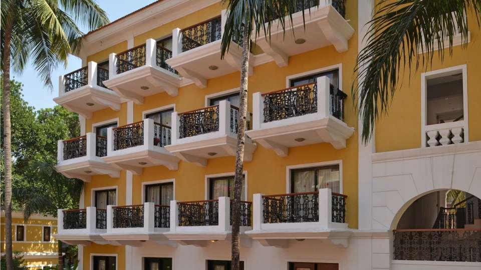 Rosa Phoenix Park Inn Resort Goa