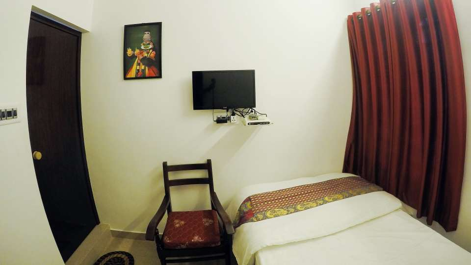 Room In Cherai, Sapphire Club Cherai Beach Villa, Hotel In Cherai 411