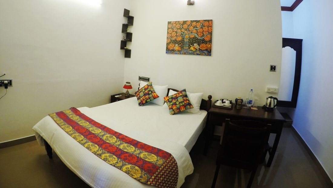 Hotel Room Near Kochi,  Sapphire Club Cherai Beach Villa, Cherai Hotels 8