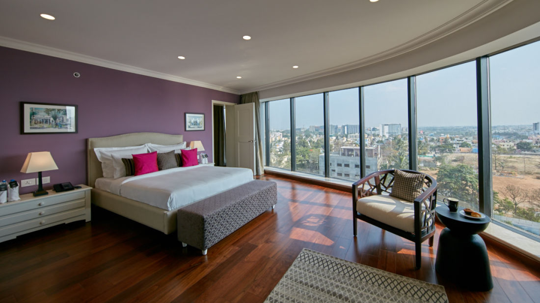 Hotel rooms in Whitefield, Waverly Hotel & Residences, Hotels near VR Mall 65478