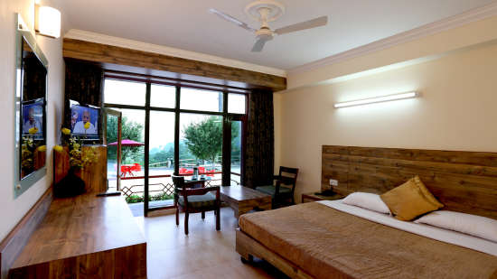 Hotel Samson, Patnitop Patnitop Superior Room Hotel Samson Patnitop