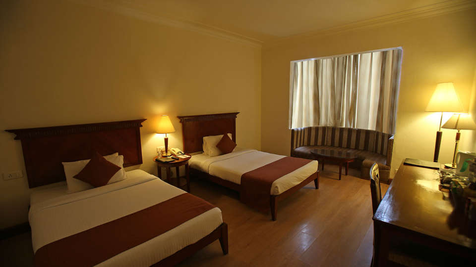 Club Room The Royal Plaza Gangtok Hotel