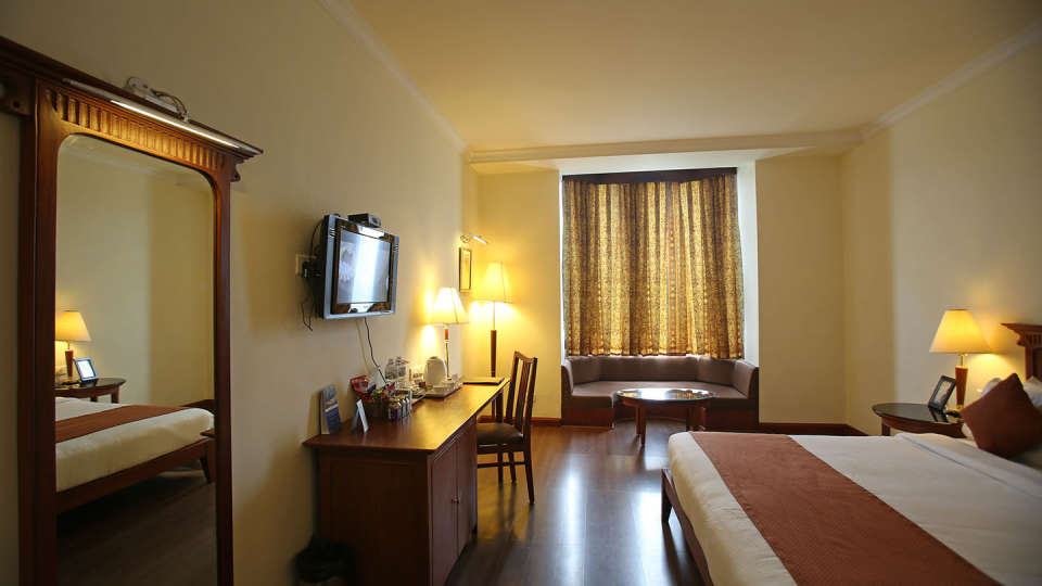 Club Valley View Rooms The Royal Plaza Gangtok Hotel 2