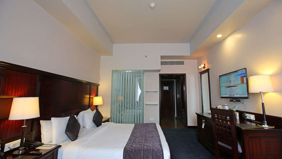 Executive Room, The Royal Plaza, Gangtok Resorts