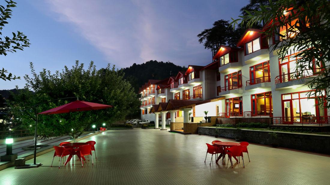Hotel Samson, Patnitop Patnitop Hotel Samson Patnitop 1