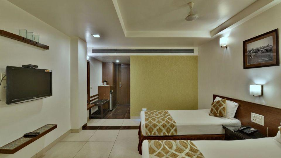 Executive Rooms at Grand Ashirwad Hotel Bhopal 1