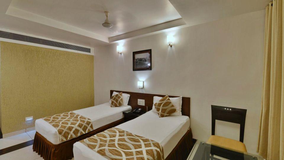 Executive Rooms at Grand Ashirwad Hotel Bhopal 4