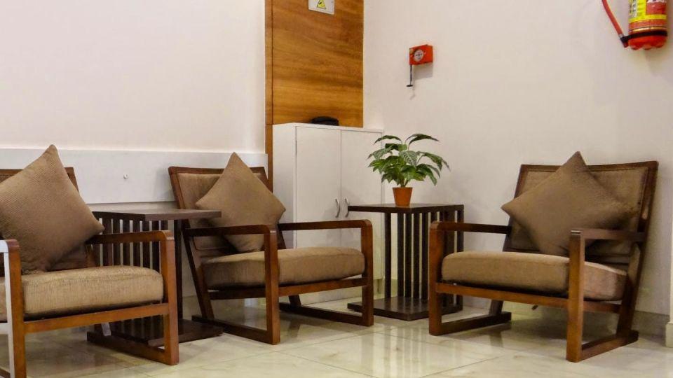 Hotel Maharaja Inn, Chikmagalur Chikmagalur Lobby Hotel Maharaja Inn Chikmagalur