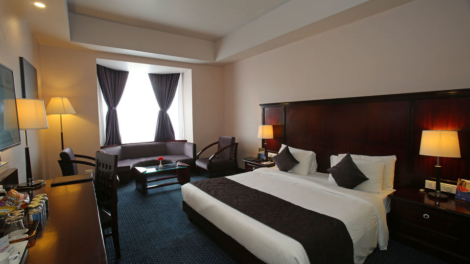 Executive Rooms at The Royal Plaza Gangtok Hotel, best hotels in gangtok 4