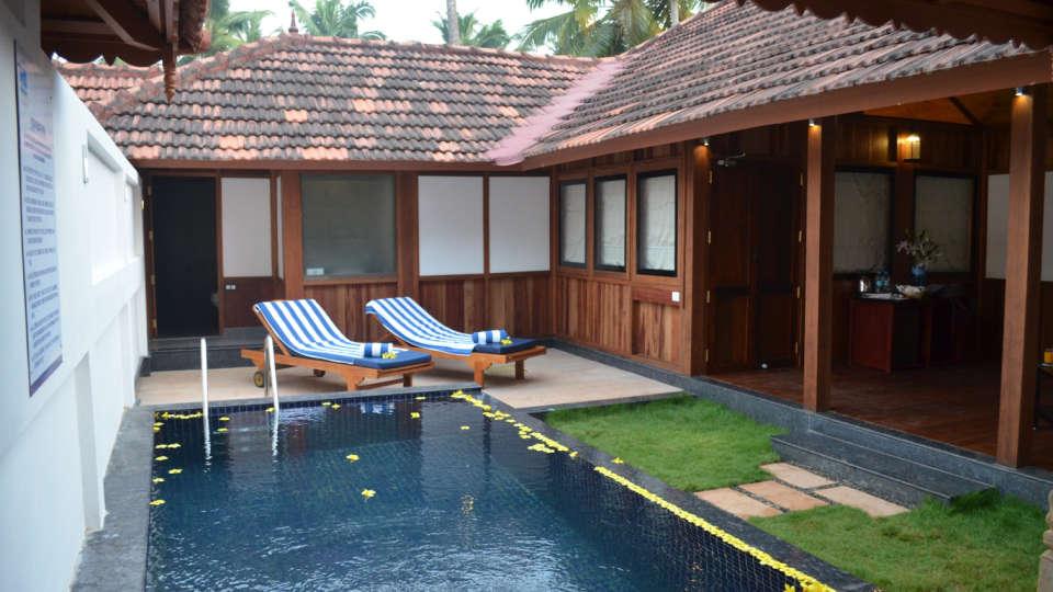Estuary Pool Villa Exterior 12