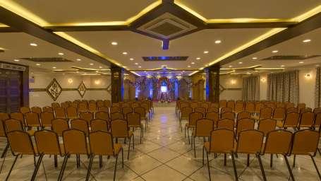 Hotel Pai Vista, KR Road, Bangalore Bangalore Banquet Hall - First Floor hotel Pai Vista KR Road Bangalore