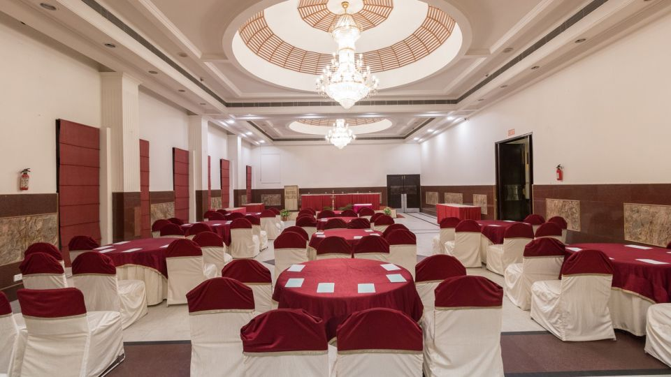 Pearl-1 Banquet Hall, Hotel Pacific, 4-star hotel In Dehradun
