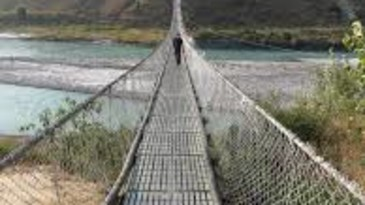 Punakha Suspension Bridge Bhutan, Summit Hotels & Resorts