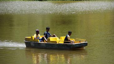 Lake Rides, Black Thunder Water Theme Park, Black Thunder