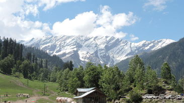 Solang Valley  Manali  Himachal Pardes  India