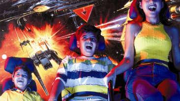 Black Thunder Water Theme Park - 5D Theater