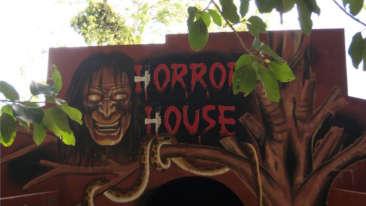 Black Thunder Water Theme Park - Horror House