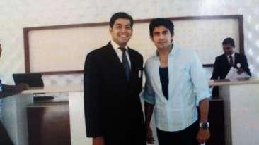 Hussain Kuwajerwala, The Orchid Hotel, Celebrities In Pune Hotels