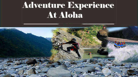 Aloha On the Ganges Rishikesh Adventure Experience at Aloha