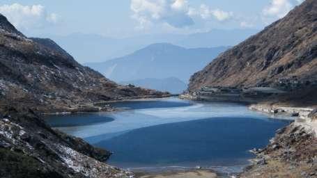 Central Hotels  location tsomgo lake