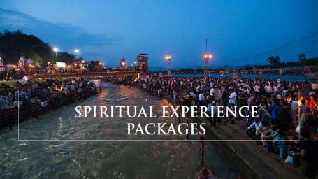 Spiritual Experiences package, ganga lahari hotel, haridwar tourism