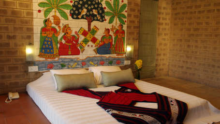 Deluxe Rooms at Our Native Village - Best resorts near Bangalore 70