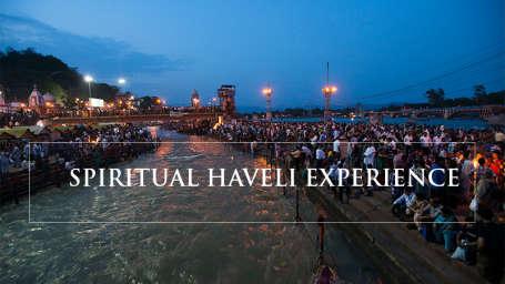 The Haveli Hari Ganga, Haridwar Haridwar Spiritual Haveli Experience