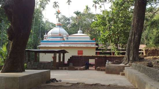 Keshavraj temple Lotus Beach Resort Murud Beach-Dapoli Ratnagiri