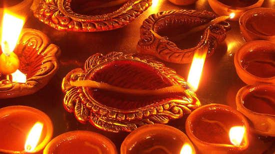 Diwali Diya 2 Orchid Hotel Pune