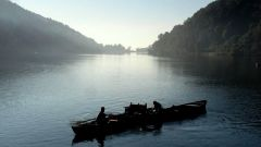Nainital lake in the morning the naini retreat nainital