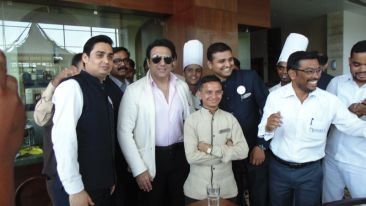 Govinda 3, The Orchid Hotel, Celebrities In Pune Hotels