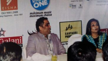Kunal Ganjawala, The Orchid Hotel, Celebrities In Pune Hotels