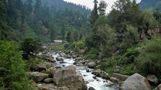 Renest River Country Resort  Manali manalsu nala