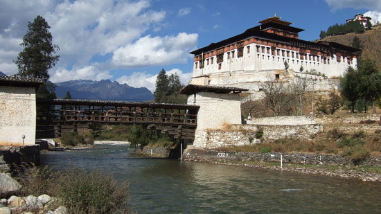 Rinpung Dzong Paro Bhutan, Summit Hotels & Resorts