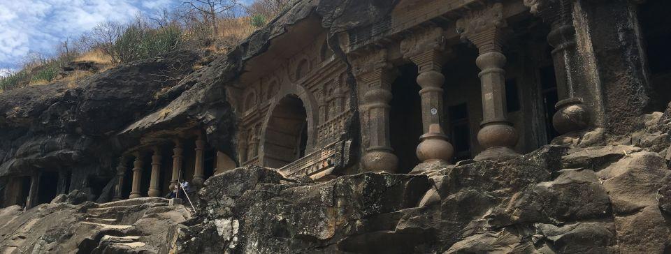 Pandavleni caves near Kamfotel Hotel Nashik