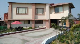 Exterior View of Gargee Surya Vihar Hotels Resorts 2 Aurangabad Hotels