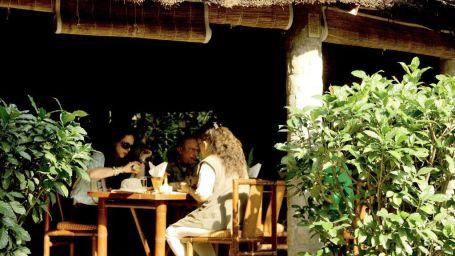 Tiger Camp Resort, Corbett Uttarakhand Dining Tiger Camp Corbett