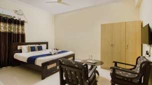 Rooms at Hotel NirmalVilla Cherry Service Apartment - Begumpet Hyderabad 9