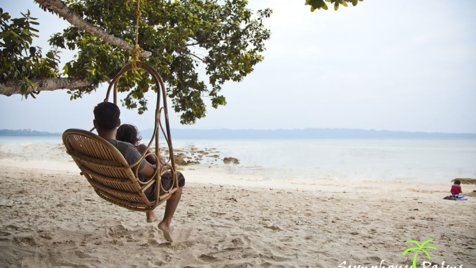 Keep Calm at Symphony Palms havelock island