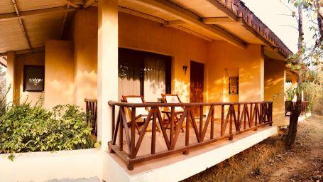 Villa at Infinity Resorts Kanha, Villa in Kanha 1
