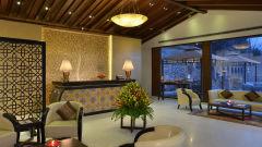 Lobby at RK Sarovar Portico Srinagar 1