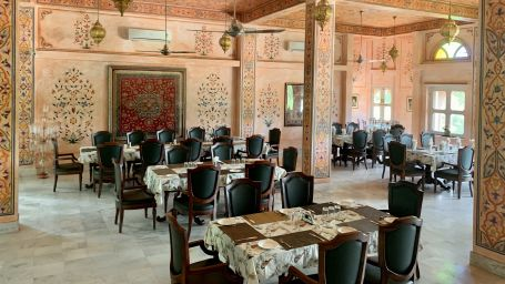 Dining Venue - Rathore Durbar 2