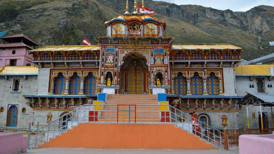 Badrinath Dham Chardham Camps by Lesiure Hotels
