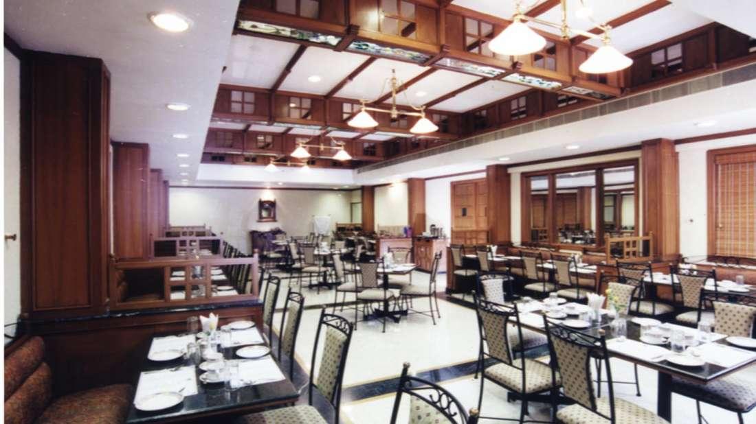 Restaurant Kalyan Residency Hotel in Tirupati