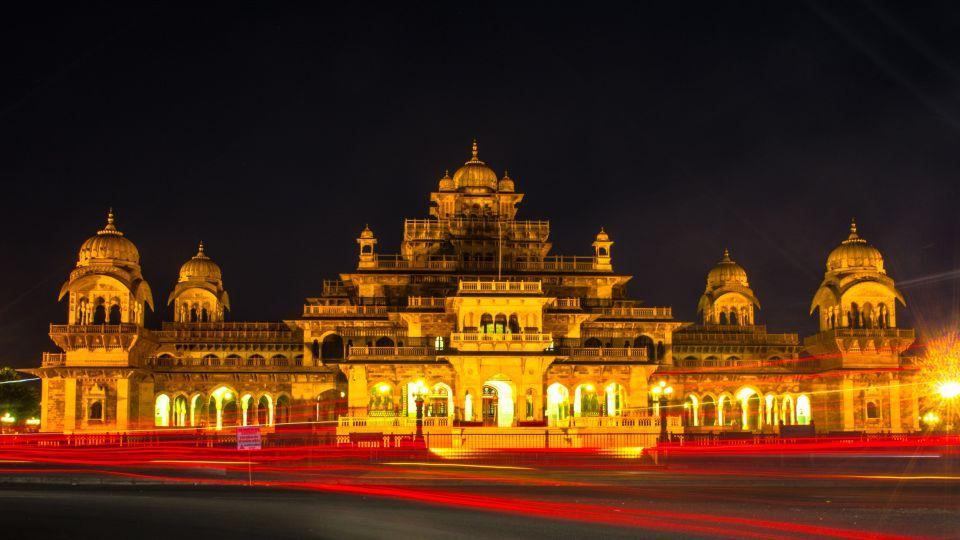 Albert Hall Musueum Nirwana Hometel Jaipur
