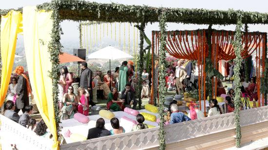 Deo Bagh - 17th C, Gwalior Gwalior Destination Weddings Deo Bagh Gwalior 6