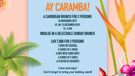 Caribbean Brunch FB Ad 02