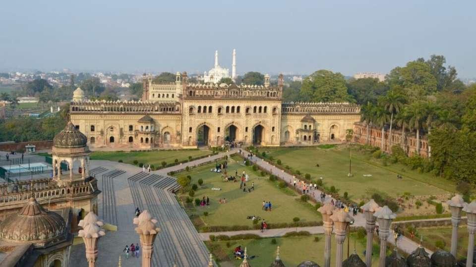 Bara Imambara Lucknow Uttar Pradesh, la place sarovar portico lucknow, lucknow hotels