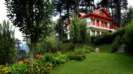 Hotel Samson, Patnitop Patnitop Cottage Hotel Samson Patnitop 1