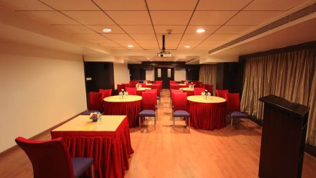 Silica Conference Hall at Iris Hotel on Brigade Road Bangalore pbdojl 1